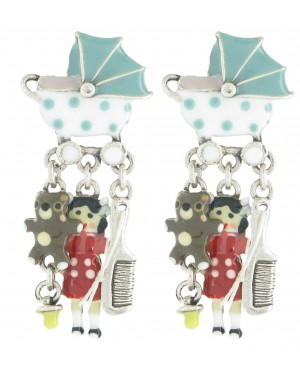 Taratata Poupon Earrings(Multi)