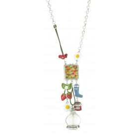 Taratata Grenadine Necklace (Long)