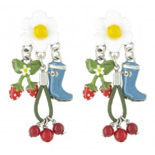 Taratata Grenadine Earrings (Multi)