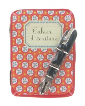 Taratata Papier Carbone Ring (Note Book)