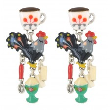 Taratata Coquette Earrings(Multi)