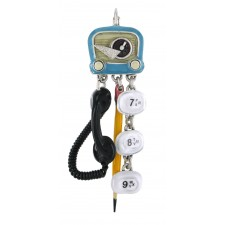 Taratata Smart Phone Earrings (Radio)
