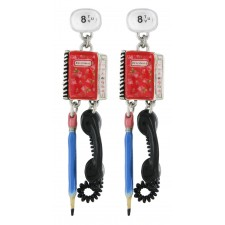 Taratata Smart Phone Earrings (Numero)