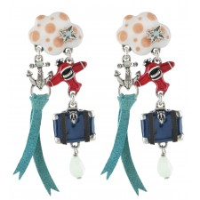 Taratata Transatlantic Earrings (Multi)