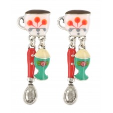 Taratata Coquette Earrings(Coffee Cup)