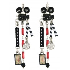 Taratata Septieme Art Earrings (Recorder)