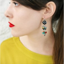 Taratata Andy Earrings(Dormeuses)